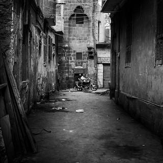 Street of Cairo, Egypt