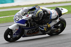Axel Pons-  Sepang friday