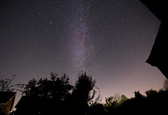 The Milky Way at Home (Jenny.Lawrence) Tags: nature stars stargazing stargazer starphotography astrophotography landscape night nightphotography longexposure lowlight silhouette wideangle wide sony sonyalpha sonya7 1635mm