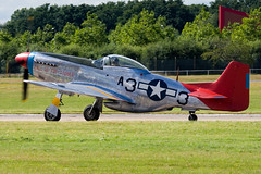 North American  P51-D Mustang (Vortex Aviation Photography) Tags: outdoor aircraft plane prop warbird ukairshow aviation airshow north american p51d mustang farnboroughairshow2016 hampshire tallinthesaddle gsijj hangar11collection
