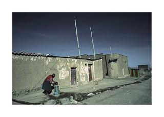 Water.         ( El Alto ) 1991