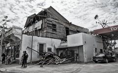 Marias wake. (Carlos A. Aviles) Tags: puertorico storm tormenta huracan hurricane destruction