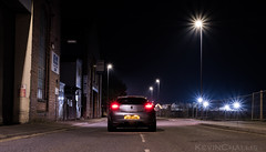 Megane Rs - 3 (KevinChallis) Tags: fuji xt20 renault megane rs cars vehicle night shoot lights paint lightpainting low lowlight daily driver driven automotive automotivephotographer automotivephotography longexposure exposure