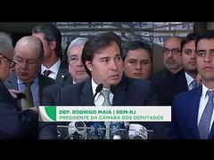 Maia assina novo contrato de economia da Câmara do Deputados - 13/09/2017 (portalminas) Tags: maia assina novo contrato de economia da câmara do deputados 13092017