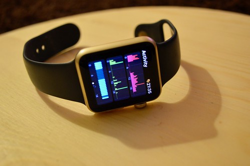 Activity Tracking on the Apple Watch by forthwithlife, on Flickr