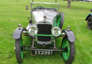 1925 Frazer Nash Anzani 3-Seater Sport
