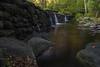 Sycamore Mills Dam (Matt Creighton) Tags: dam waterfall ridley creek state park pennsylvania sycamore mills fall