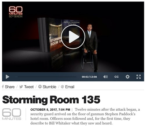 Storming Room 135 on 60 Minutes by Wesley Fryer, on Flickr