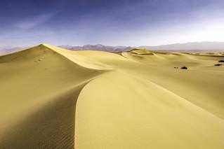 Mesquite Flat Dunes, Death Valley National Park (Explored)