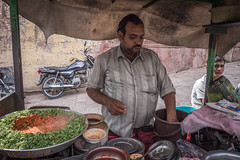 Rajasthan - Jodhpur - blue city food-3
