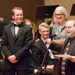 "<b>Homecoming Concert</b><br/> The 2017 Homecoming Concert, featuring performances from Concert Band, Nordic Choir, and Symphony Orchestra. Sunday, October 8, 2017. Photo by Nathan Riley.<a href=""http://farm5.static.flickr.com/4503/37085405603_7428f9b39b_o.jpg"" title=""High res"">∝</a>"