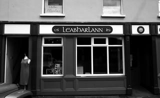 An Leabharlann, Baile Bhúirne