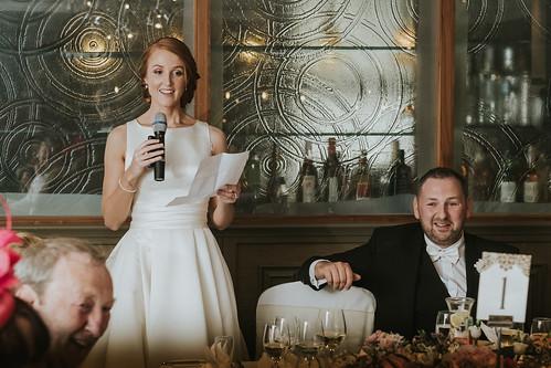 Elaine & Fran Wedding - Westport Plaza Hotel
