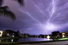 Thunderbolt and lightning, very very frightening (seangilbertphotography) Tags: therebeastormabrewin floridalightning thunderstorm longexposure lightning storm thunder nightsky