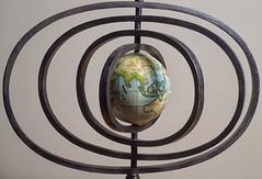 Ancient Orbits (Edward Arthur) Tags: globe orbit map zeiss planar rogue flashbender