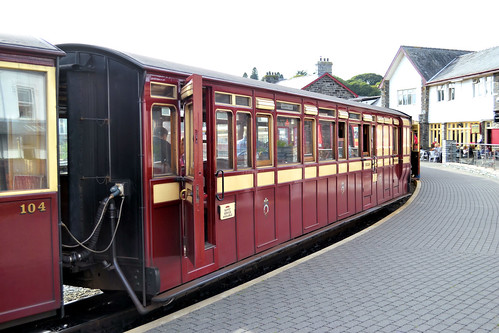 Ffestiniog Railway Carriage 14