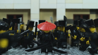 lego: Ambush From All Sides