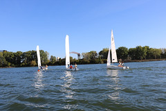 IMG_0528 (Foundry216) Tags: sailing sailor lake erie sail c420 water sports thisiscle cleveland