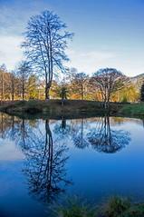 Lac de Bethmale (Ariège) (PierreG_09) Tags: ariège pyrénées pirineos couserans lac bethmale reflet couleur