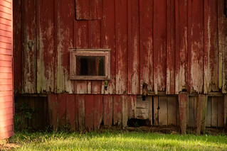 Little Barn Window