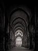 Abbaye de Fontenay, Chapel (drbonn) Tags: bearbeitungen burgund hdri orte sw