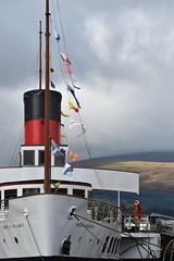 Maid of the Loch - Loch Lomond (ambo333) Tags: maidoftheloch lochlomond scotland paddlesteamer thelochlomondsteamshipcompany llsc