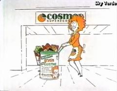 """Comercial #SupermercadosCosmos Supereconómico: Promoción """"Su Cocina Gratis con Cosmos Supereconómico"""" (1992) (hernánpatriciovegaberardi (1)) Tags: tierna chica ❤❤❤❤ piernas rodillas chile 1992 comercial supermercado supermercados su cocina gratis con cosmos supereconómico"""