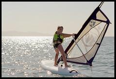 windsurfing school (ukke2011) Tags: nikonf100 nikkor8514g kodakektar100 film pellicola 135 analog analogico sea mare summer estate windsurf