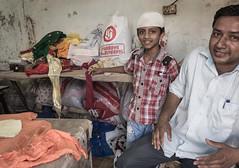 Mumbai - Bombay - Dharavi slum tour-8