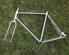 650b gravel frame