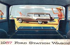 1957 Ford Del Rio 2 Door Station Wagon (coconv) Tags: car cars vintage auto automobile vehicles vehicle autos photo photos photograph photographs automobiles antique picture pictures image images collectible old collectors classic ads ad advertisement postcard post card postcards advertising cards magazine flyer prestige brochure dealer art illustration drawing painting 1957 ford del rio 2 door station wagon 57 ranch sedan