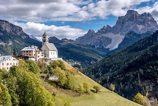Dolomiti - Colle Santa Lucia (BL)