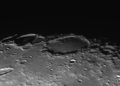 20171002 2301UT Schickard, Nasmyth & Phocylides (Roger Hutchinson) Tags: schickard nasmyth phocylides craters moon space astronomy astrophotography celestronedgehd11 asi174mm televue powermate solarsystem