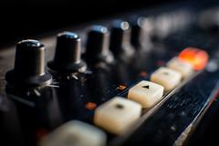 Let's Play (MIDI Keyboard)#HMM (Rob Schop) Tags: musicalinstruments macromondays