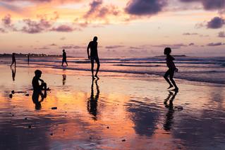The Setting Sun, Senegal
