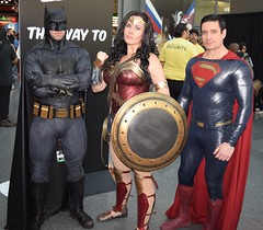DSC_0370 (Randsom) Tags: newyorkcomiccon october7 2017 nycc nyc newyorkcity costume jacobjavits comic con convention cosplay dccomics dc superhero supermanfamily superman batman batmanfamily wonderwoman heroine superheroine justiceleague jla trinity javits october6