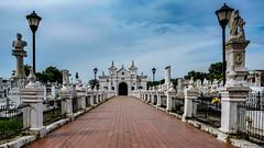 Mompox cemetery