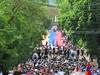 Procession in Stepanakert (D-Stanley) Tags: stepanakert nagornokarabakh shushi anniversary