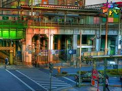 Tokyo=611 (tiokliaw) Tags: anawesomeshot buildings city discovery explore flickraward greatshot highquality inyoureyes japan outdoor perspective reflection sensational thebestofday worldbest