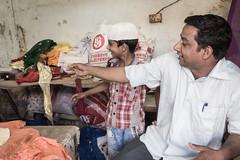 Mumbai - Bombay - Dharavi slum tour-7