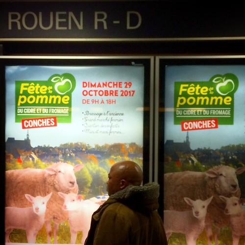 #rouenparisrouen #feteauvillage #rouen #conche