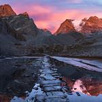 Lac des vaches - Vanoise