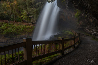Dry Falls - Highlands, NC