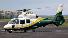 G-NHAA GREAT NORTH AIR AMBULANCE NEWCASTLE (toowoomba surfer) Tags: helicopter aviation ncl egnt