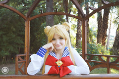 Sailor Moon (school) (MissBou Photo) Tags: sailor moon sailormoon usagi school cosplay cosplayer cosplayphotography frenchcosplayer