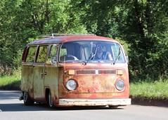 RSX 240M (Nivek.Old.Gold) Tags: 1974 volkswagen transporter 1584cc latebay camper