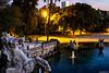 Monumental Cascade - Parc de la Ciutadella (j.borras) Tags: monumental cascade parc ciutadella blue hour night street photography 50mm barcelona bcn