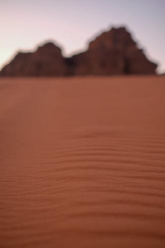 The Dunes of Wadi Rum - Jordan