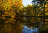 Mirror Mirror (Matt Champlin) Tags: monday fall reflection saratoga fun weekend halloween adventure mirror autumn colorful amazing pond yaddo canon 2017 travel life nature landscape forest woods tranquil perfect peace peaceful quiet calm calming ny iloveny