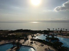 Dead Sea from Grand East Hotel
